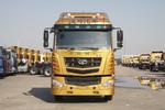 华菱 汉马H7重卡 410马力 6X4牵引车(HN4250NGX41C9M5)