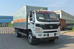 福田 欧马可3系 154马力 4X2 5.1米爆破器材运输车(山东正泰)(ZZT5120XQY-5)
