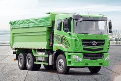 华菱 汉马H7重卡 345马力 6X4 5.6米自卸车(HN3250H35C9M5)