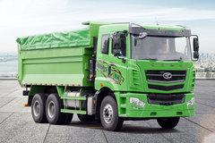 华菱 汉马H7重卡 375马力 6X4 5.8米自卸车(HN3250H35D1M5) 卡车图片