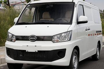 海格汽车 H4E 2.4T 纯电动厢式运输车