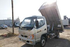 唐骏欧铃 小宝马 68马力 4X2 3.41米单排自卸车(ZB3040BDC3V) 卡车图片
