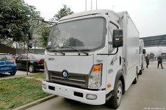 成都雅骏 重汽王牌底盘 4.2米单排厢式纯电动轻卡(CTT5041XXYBEV)