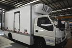 成都雅骏 江铃底盘 4.1米单排纯电动冷藏车(CTT5060XLCGJ1BEV)