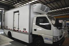 成都雅骏 江铃底盘 6T 4.04米单排纯电动冷藏车(CTT5060XLCGJ1BEV)75.3kWh
