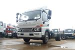 江淮 骏铃V6 154马力 4.18米单排仓栅式轻卡底盘(HFC2043CCYP91K2C4V-S)