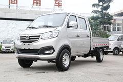 长安跨越王X3 舒适版 1.5L 112马力 2.71米双排栏板小卡(SC1031AAS5C)