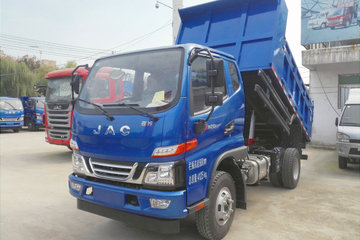 江淮 骏铃G 116马力 4X2 3.3米自卸车(HFC3040P93K1C1V)