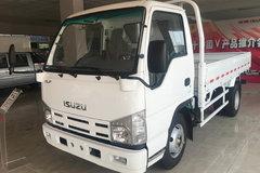 庆铃 五十铃100P 98马力 3.6米单排栏板轻卡(QL1040A6FA) 卡车图片