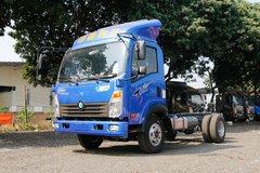 重汽王牌 7系 132马力 4.16米单排厢式轻卡(CDW5040XXYHA1R5) 卡车图片