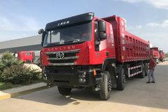 上汽红岩 杰狮C500重卡 390马力 8X4 8.5米自卸车(CQ3316HTVG466L)