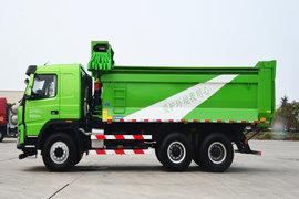 大运N8V自卸车外观                                                图片