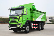 大运 N8V重卡 430马力 6X4 6.8米自卸车(CGC3250D5ECMD)