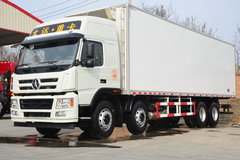 大运 新N8E重卡 350马力 8X4 9.23米冷藏车(CGC5310XLCD5DDHD)