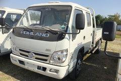 福田时代 领航1 115马力 3.22米双排栏板轻卡(BJ1043V9ABA-M9) 卡车图片