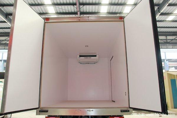 福田 欧马可S3 156马力 4X2 4.08米冷藏车(BJ5048XLC-F3)