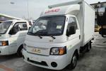 江淮 康铃X5 豪享版 1.5L 110马力 3.5米单排厢式微卡(HFC5030XXYPV7E4B4V)图片