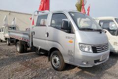 福田 时代KQ2 129马力 汽油/CNG 3.02米双排栏板轻卡(BJ1036V3AL6-K7)