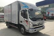 福田 奥铃CTS 143马力 4.14米单排售货车(BJ5048XSH-FK)