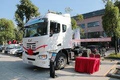 联合卡车 U340重卡 340马力 4X2 LNG牵引车(SQR4182N6Z-1)