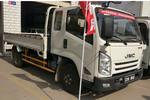 江铃 凯运升级版 宽体 普通款 116马力 3.7米排半栏板轻卡(气刹)(JX1045TPG25)