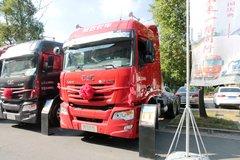 联合卡车 U400重卡 400马力 6X4 LNG牵引车(SQR4252N6ZT4)图片