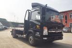 中国重汽HOWO 悍将 物流版 156马力 4X2 平板运输车(ZZ5047TPBF341CE145)