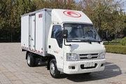 福田时代 驭菱VQ2 112马力 汽油 3.3米单排厢式微卡(BJ5032XXY-B4)