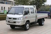 福田时代 驭菱VQ5 1.5L 112马力 汽油 2.6米双排栏板微卡(BJ1036V4AV4-AB)