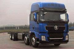 陕汽重卡 德龙X3000 500马力 8X4 载货车底盘(SX1310XC61)