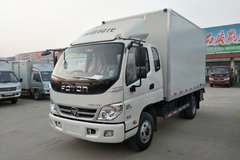 福田时代 M3 143马力 3.735米排半厢式轻卡(BJ5043XXY-AC) 卡车图片