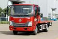 东风柳汽 乘龙L3 160马力 4X2 清障车(专威牌)(HTW5100TQZPLZ)图片