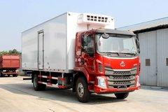 东风柳汽 新乘龙M3 200马力 4X2 7.5米冷藏车(LZ5182XLCM3AB)