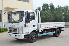 唐骏欧铃 K3系列 116马力 4.15米单排栏板轻卡(ZB1041JDD6V) 卡车图片