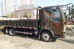 中国重汽HOWO 悍将 170马力 4.165米单排栏板轻卡(ZZ1047G3315E145)