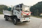 重汽王牌 王牌7系 4X2 143马力 自卸式垃圾车(CDW5110ZLJHA1Q5)
