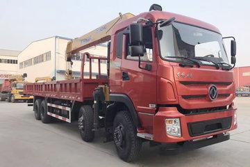 东风 336马力 8X4 随车吊(东风特商)(EQ5311JSQZMV)