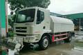 东风柳汽 乘龙M3 180马力 4X2 清洗车(中洁牌)(XZL5183GQX5)图片