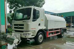 东风柳汽 乘龙M3 180马力 4X2 清洗车(中洁牌)(XZL5183GQX5)