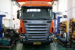斯堪尼亚 G系列重卡 420马力 6X2 牵引车(型号G420 LA6x2MNA) 卡车图片