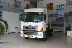 广汽日野 700系列重卡 350马力 4X2 牵引车(YC4180SH2PE) 卡车图片