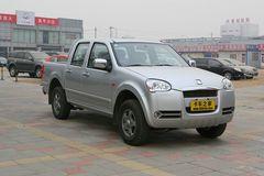 2011款长城 风骏3 标准型 财富版 2.2L汽油 小双排皮卡 卡车图片