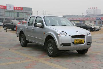 2011款长城 风骏3 标准型 财富版 2.3L汽油 大双排皮卡