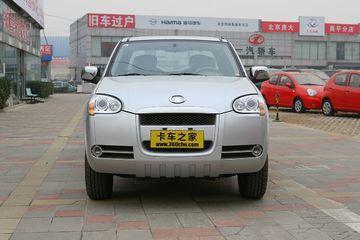 2011款长城 风骏3 尊贵型 公务版 2.8L柴油 大双排皮卡