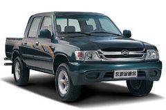 长城 金迪尔 标准型 2.3L汽油 小双排皮卡 卡车图片