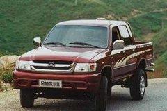 长城 金迪尔 豪华型 2.8L柴油 小双排皮卡 卡车图片