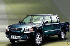 长城 赛铃 豪华型 95马力 2.8L柴油 大双排皮卡 卡车图片