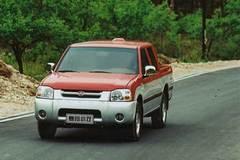 长城 赛铃 豪华型 95马力 2.8L柴油 小双排皮卡 卡车图片