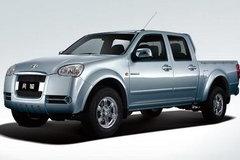 2011款长城 风骏5 标准型 商务版 2.8L柴油 小双排皮卡 卡车图片