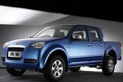 2011款长城 风骏3 超豪华型 商务版 2.8L柴油 小双排皮卡 卡车图片